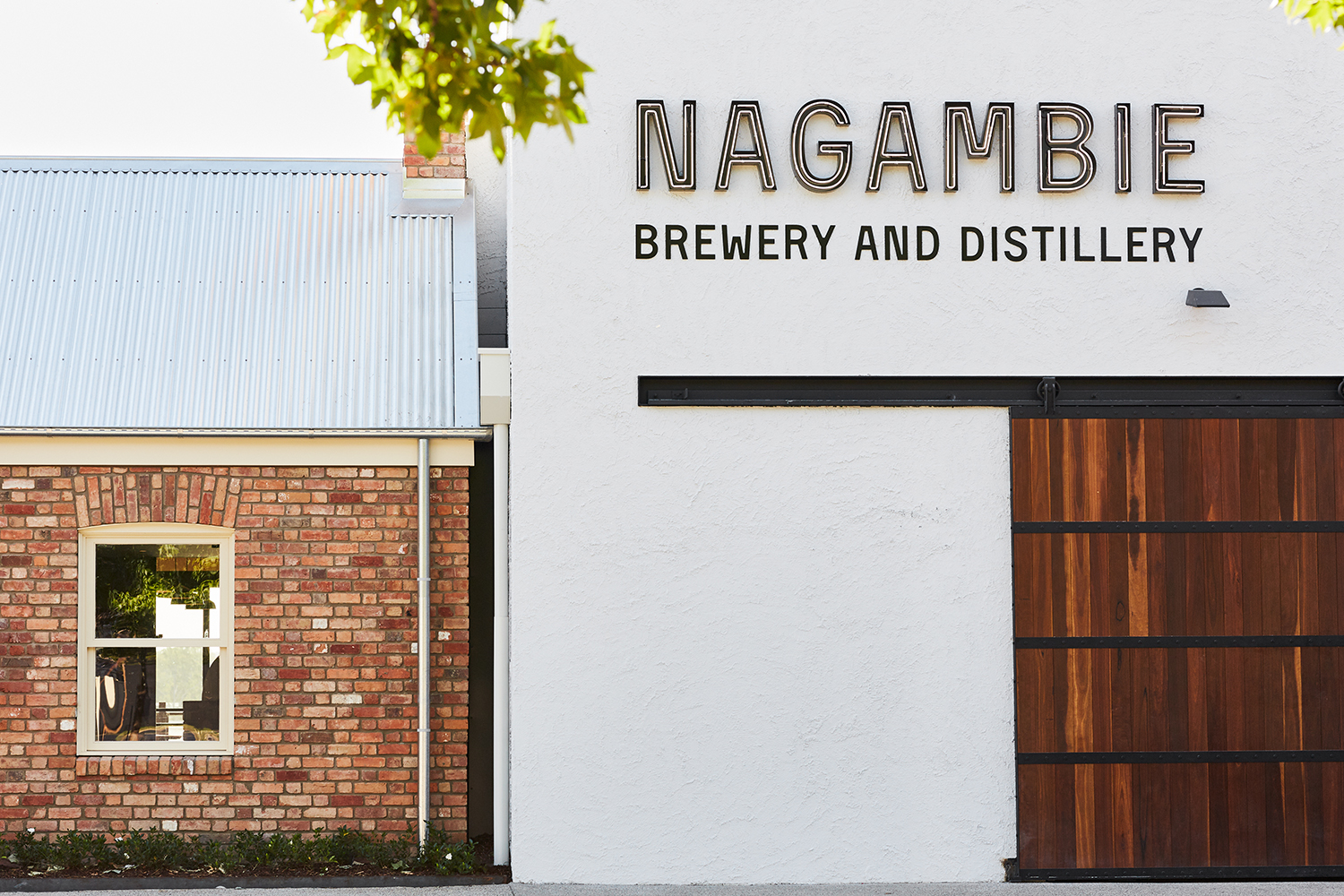 Nagambie Brewery and Distillery