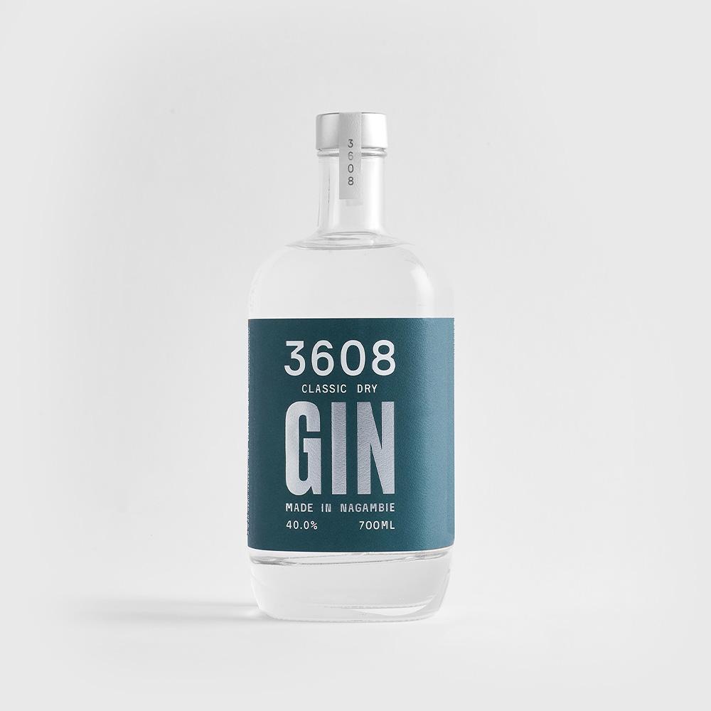 3608 classic cut gin